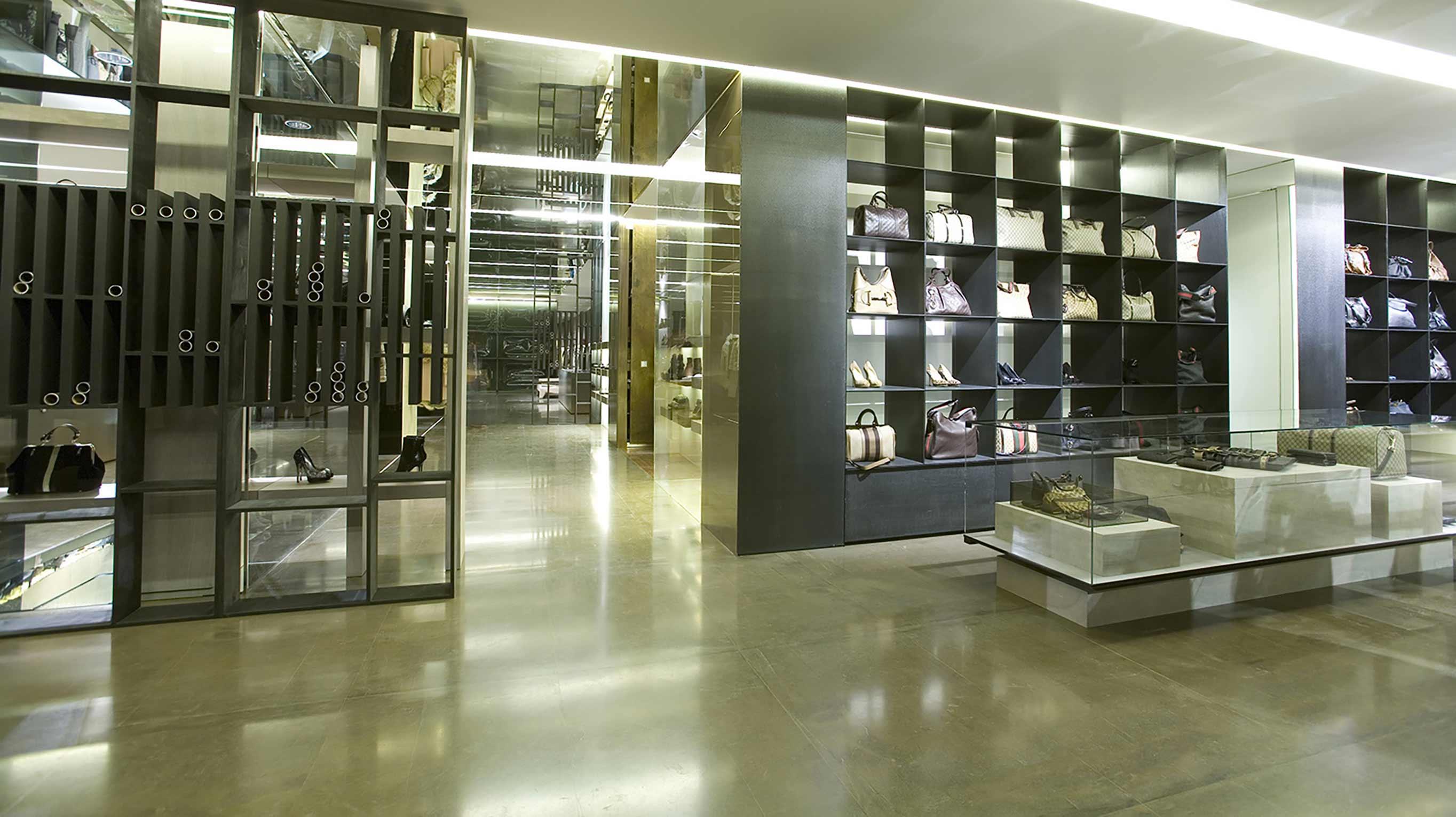 Retail Polishing Management